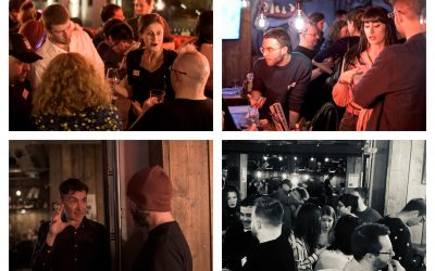 Business & Banter: How Networking Events Boost the Film Community